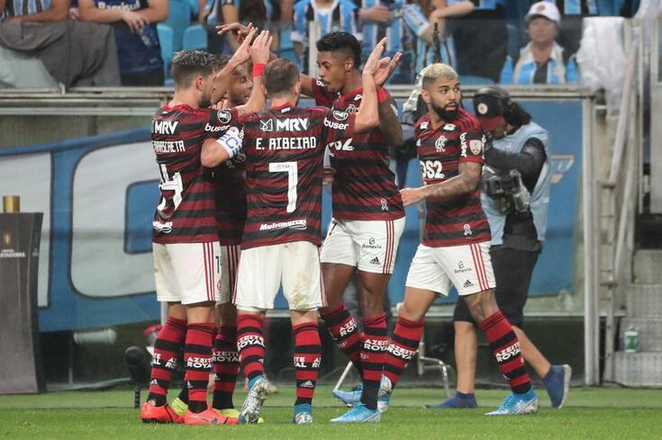DIRETO | Atlético Paranaense-Flamengo
