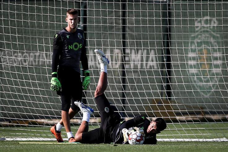 Diogo Sousa deixa Sporting por empréstimo e vai rodar na II Liga