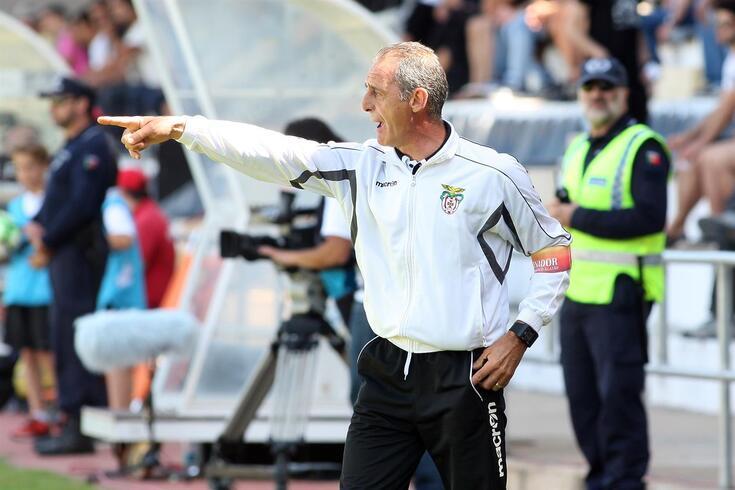 Agatão deixou o Praiense e é treinador do Fontinhas
