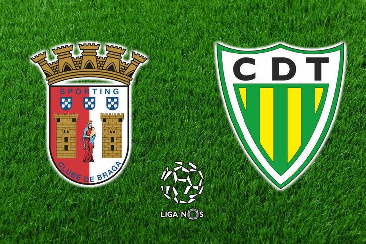 DIRETO | Braga-Tondela