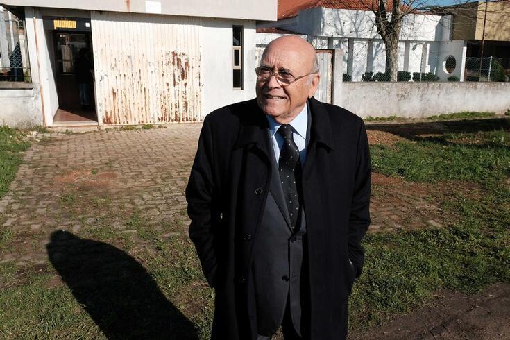 Sousa Cintra, antigo presidente da SAD do Sporting