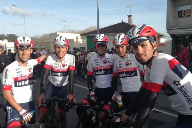 078747053bba6 Oliveirense estreia-se no ciclismo com o plantel mais jovem a nível nacional