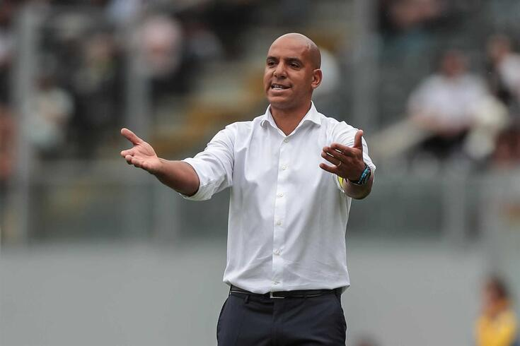 Pepa, treinador do Paços de Ferreira