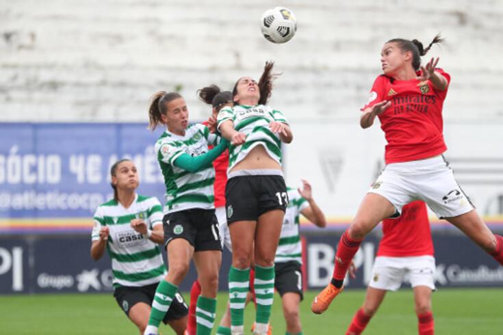 DIRETO | Benfica-Sporting: o dérbi do futebol feminino