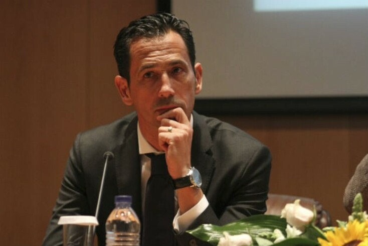 Pedro Proença, presidente da Liga