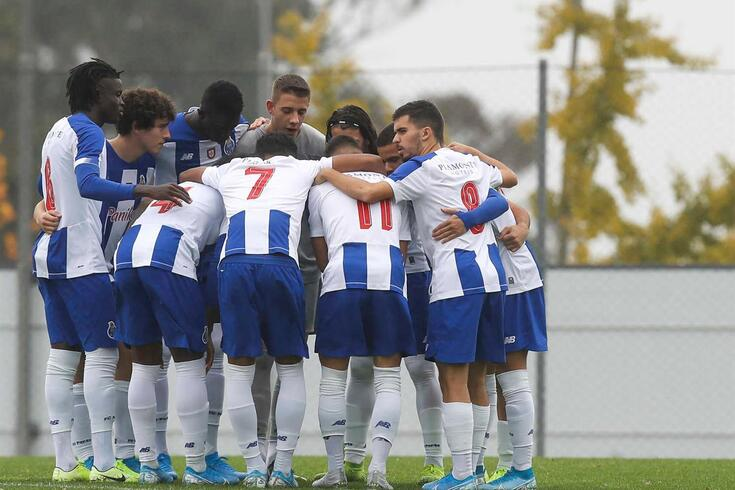 DIRETO YOUTH LEAGUE | FC Porto-Salzburgo