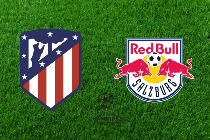 DIRETO | Atlético de Madrid-Salzburgo