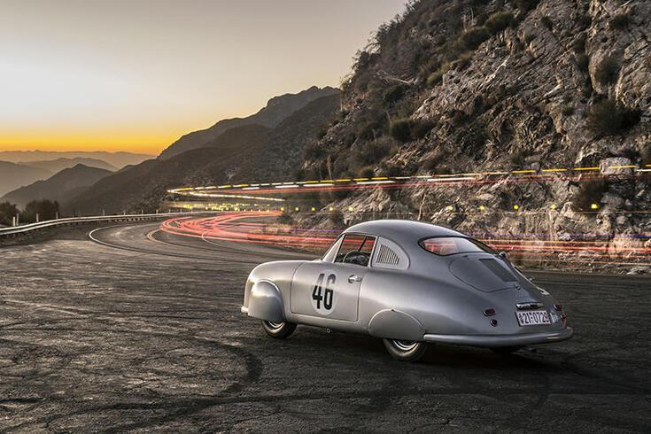 O Porsche 356 SL e a primeira vitória nas 24 Horas de Le Mans