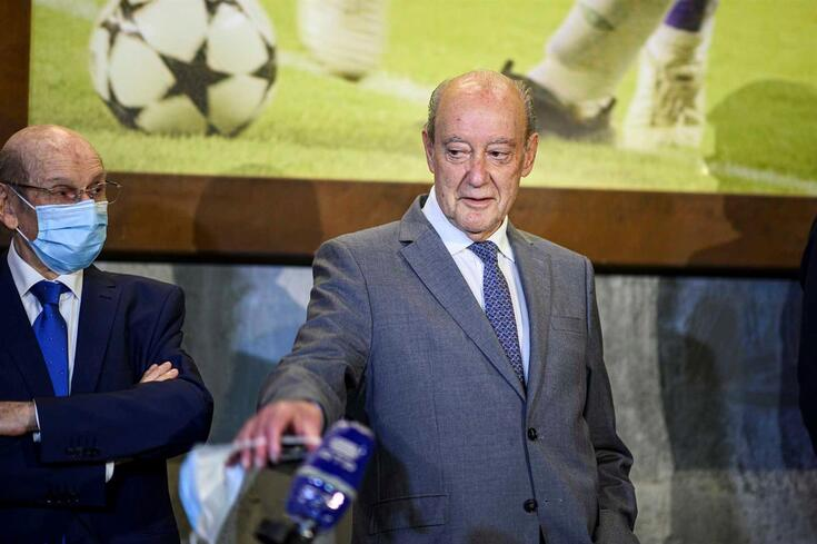 Pinto da Costa, presidente do FC Porto