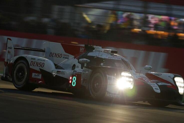 Toyota repete vitória em Le Mans