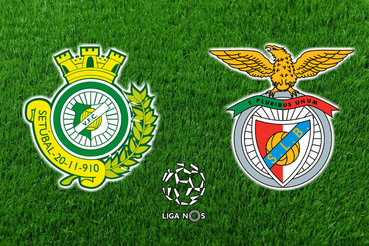 DIRETO | V. Setúbal-Benfica