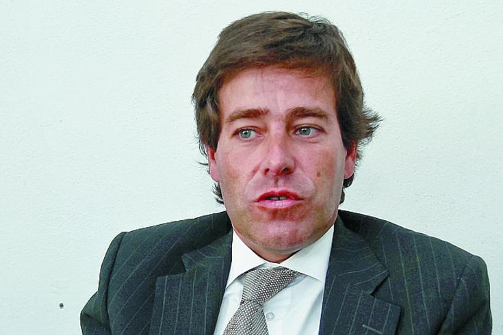 Eduardo Avides Moreira, presidente do Foz