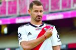 Rodrigo Mora, avançado de 31 anos que passou pelo Benfica, despediu-se dos relvados no dia 13 de julho