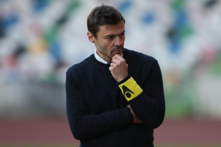 Filipe Cândido, treinador do Leiria
