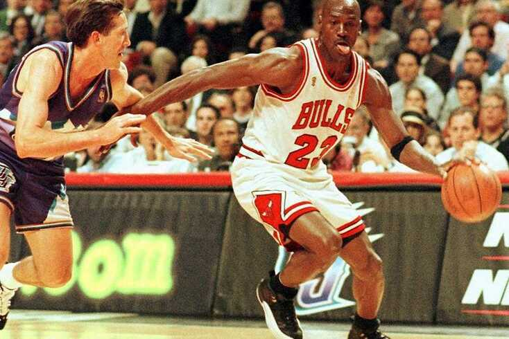 Michael Jordan, ex-basquetebolista