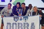 FC Porto festejou a dobradinha