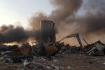 Uma imagem de destruição