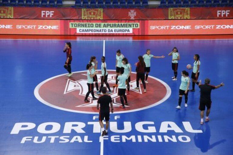 Selecionador de futsal feminino convoca 14 para duplo confronto com  Eslovénia 848b2ed3a4945
