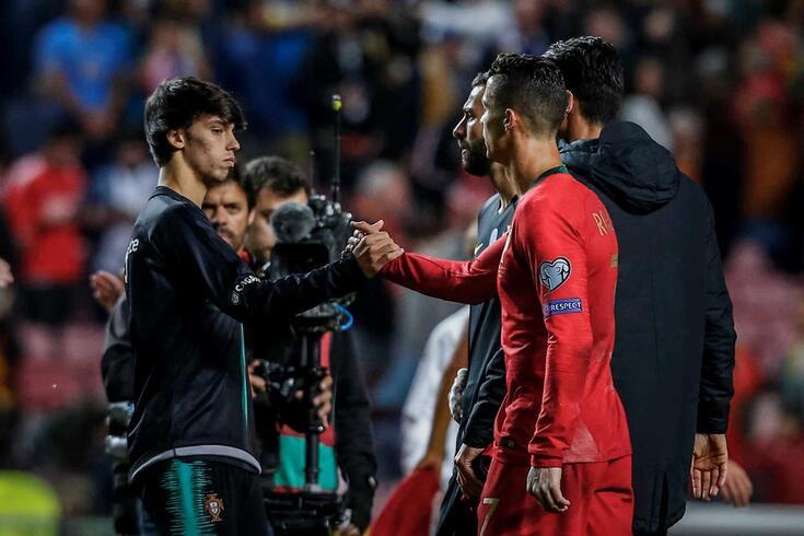 """""""Félix e Ronaldo? Não se pode comparar coisas que não são comparáveis"""""""