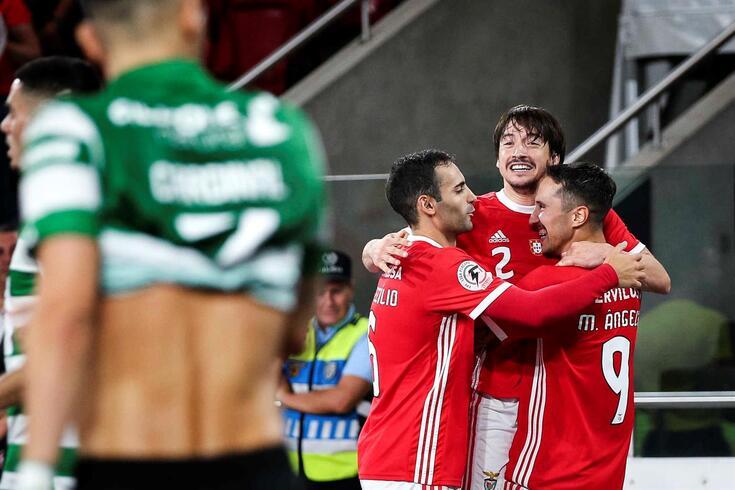 Benfica vence grupo de qualificação para a Liga dos Campeões