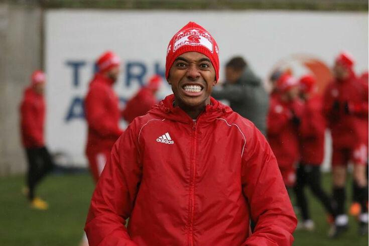 Robinho aquando da passagem pelo Sivasspor