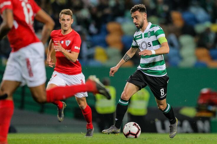 """""""O Sporting tem obrigação de fazer mais"""", avisa Bruno Fernandes"""