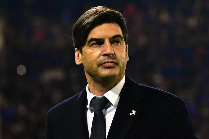Paulo Fonseca sente-se seguro em Itália