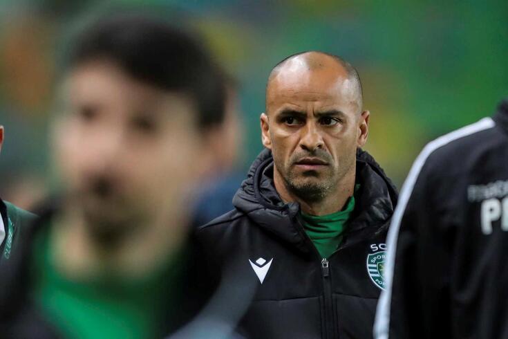 Silas, treinador do Sporting