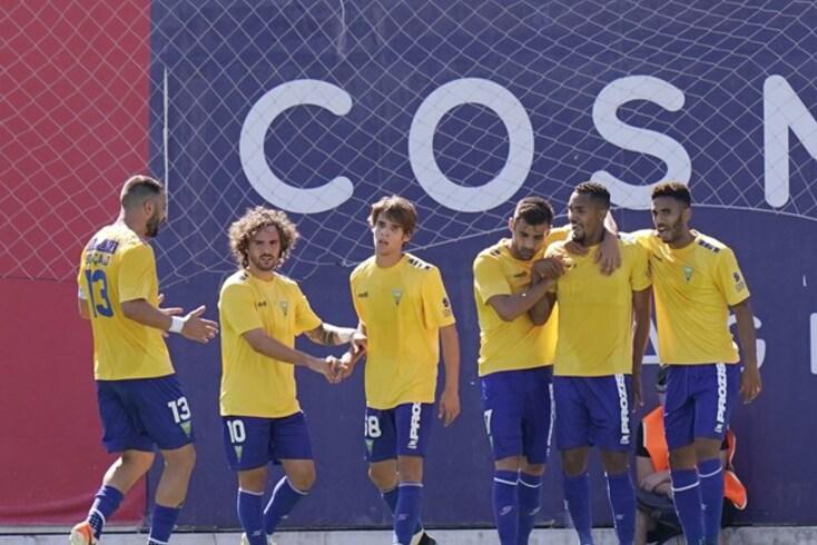 Estoril soma terceira vitória consecutiva e a vítima foi o FC Porto B
