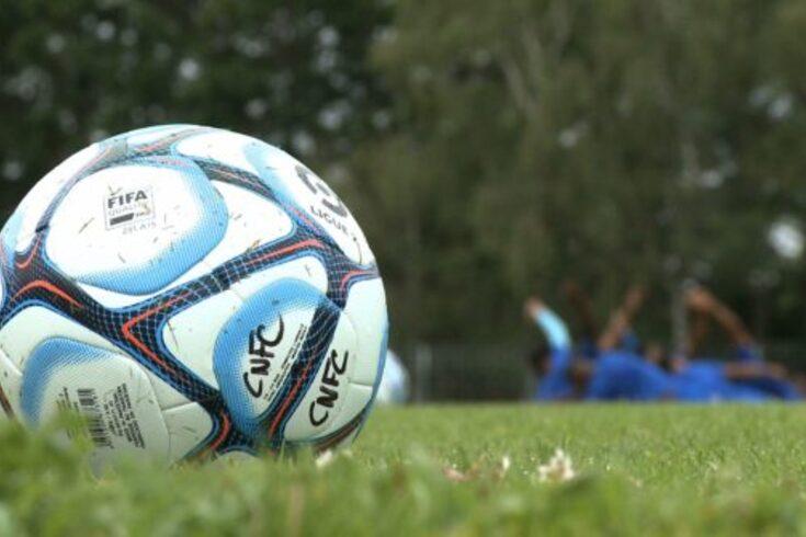 Polícia francesa prende jogador a meio de um treino