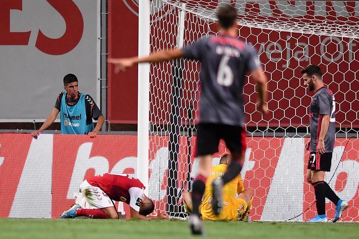 Autogolos do Braga desafiaram todas as probabilidades