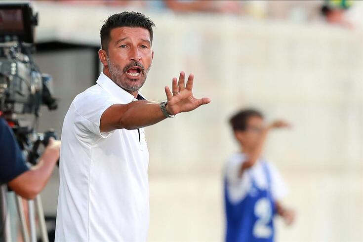 Folha, treinador do Portimonense