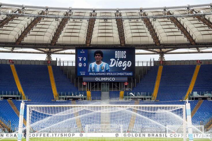 Diego Maradona faleceu na quarta-feira, aos 60 anos