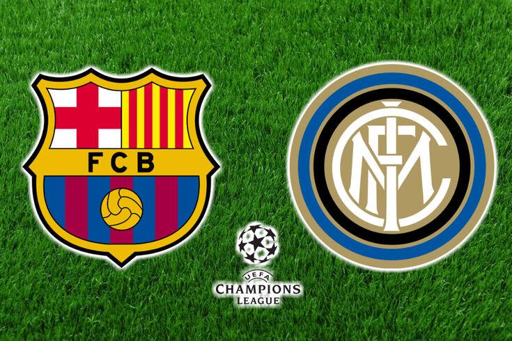 DIRETO | Barcelona-Inter