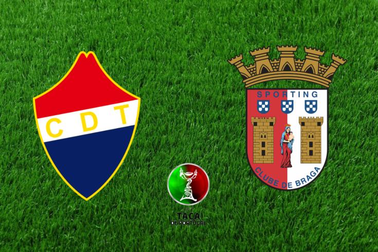 DIRETO | Trofense-Braga