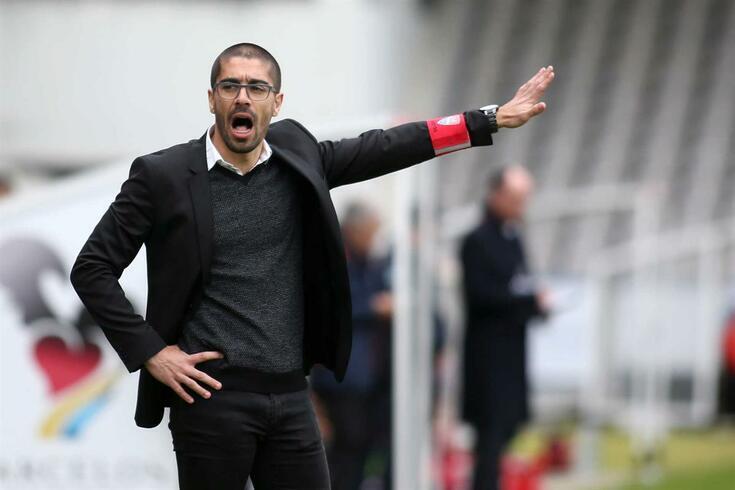 Pedro Ribeiro, novo treinador do Belenenses