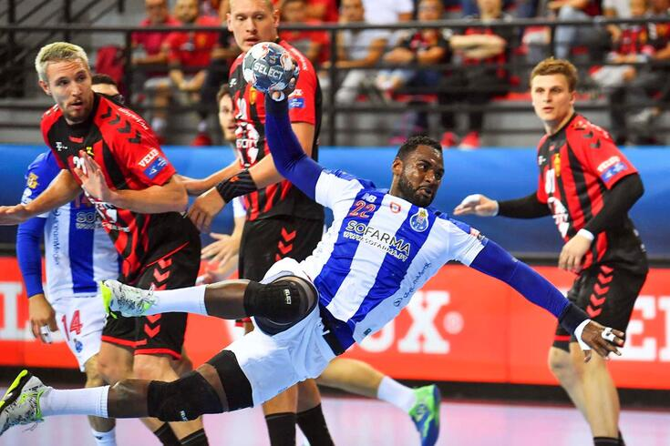 DIRETO ANDEBOL   FC Porto-Kiel