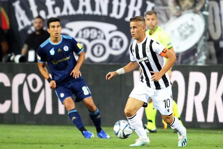 Defesa trai Abel Ferreira no adeus do PAOK à UEFA - O Jogo