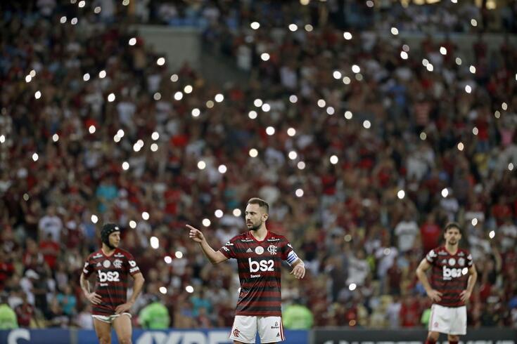 Flamengo deixou fugir dois pontos nos descontos