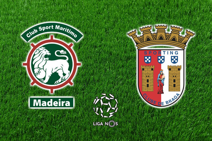 DIRETO | Marítimo-Braga