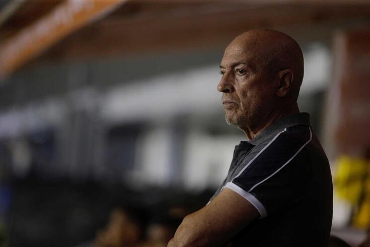 Jesualdo Ferreira, treinador do Santos