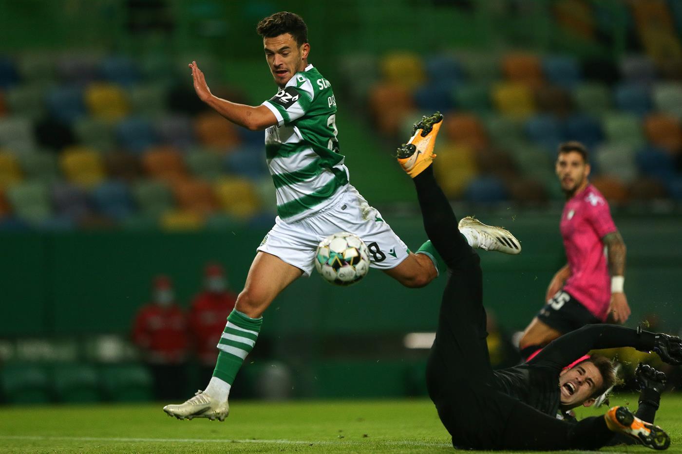 LigaJ Betway: Varela manda na baliza, Sporting e FC Porto dominam restantes setores