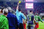 Para os jogos na Madeira, está previsto que os árbitros viajem com as equipas