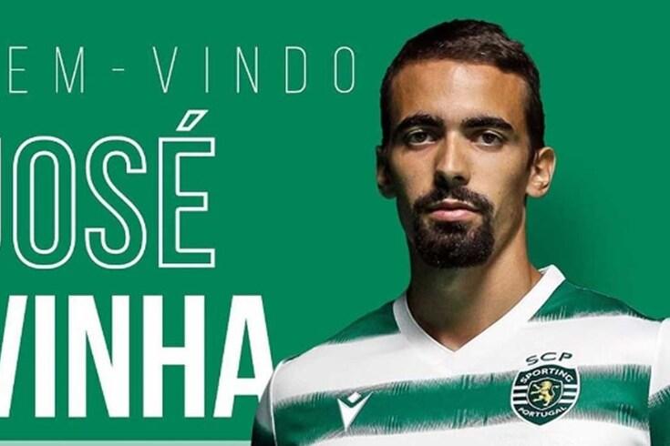 José Vinha é o nono reforço no voleibol do Sporting