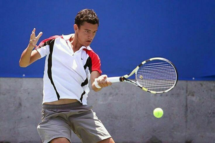 Gonçalo Oliveira nos oitavos de final do torneio de Xangai