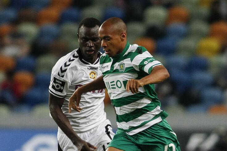 Boubacar Fofana reforça o Moreirense