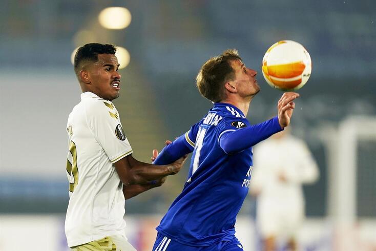 Braga goleado em Leicester
