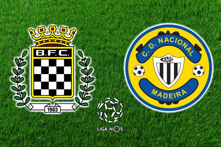 DIRETO | Boavista-Nacional, 1-0