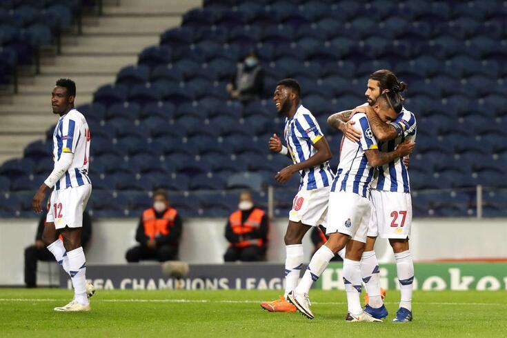 FC Porto teve um bom desempenho na fase de grupos da Liga dos Campeões