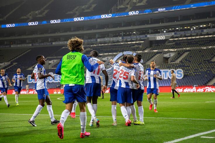 FC Porto está a um ponto do título